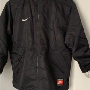 Nike Jackets & Coats - Nike vintage red tags size small wind breaker zip